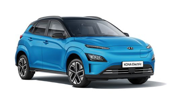 Coche eléctrico Hyundai Kona