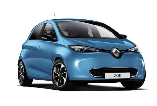Renault ZOE eléctrico