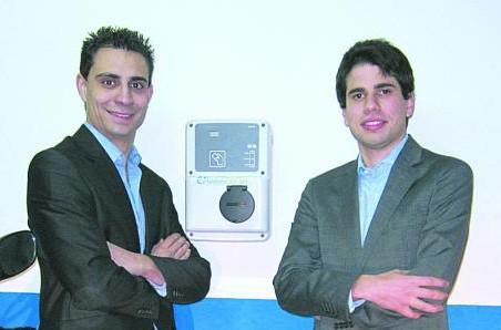 Luis Cejalbo y Víctor Sanchís LugEnergy 2013