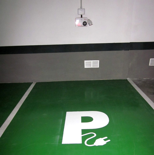 Plaza de Parking en Hotel Las Arenas Valencia