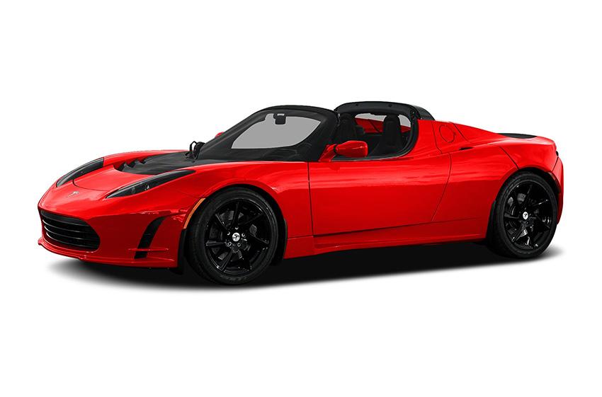 Punto de recarga  Tesla