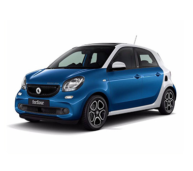 RECARGA SMART FORFOUR Electric drive