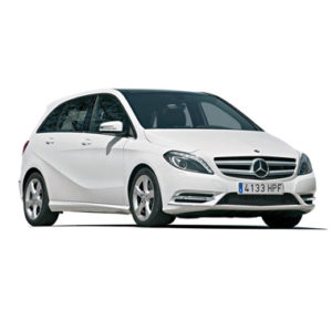 Mercedes clase B elétrico