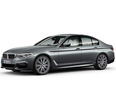 PUNTO DE RECARGA BMW Serie 5