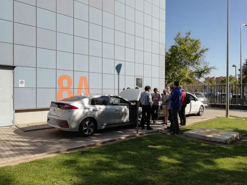 exposicion vehiculos electricos