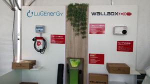 Exposición Puntos de recarga coches electricos