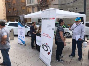 I Feria del Vehículo Eléctrico deAlbatera