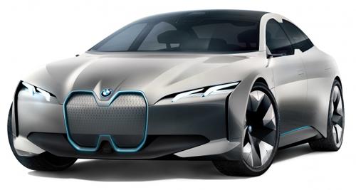 Punto de recarga para BMW i4