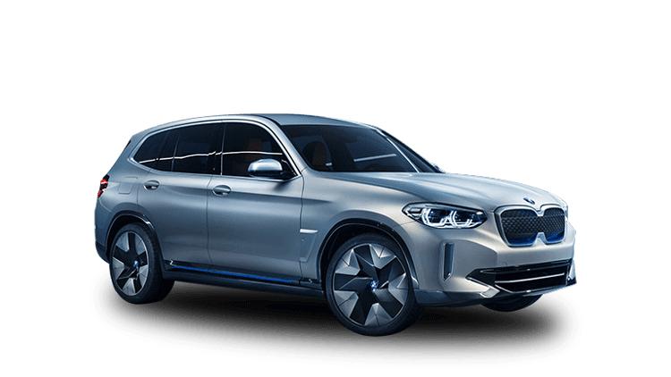Punto de recarga para BMW iX3