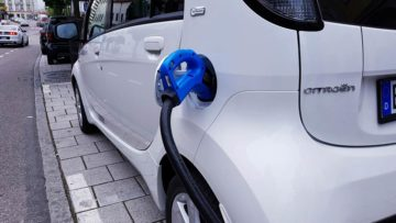 vehiculos electricos a nivel europeo