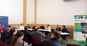Debate participantes La Muela