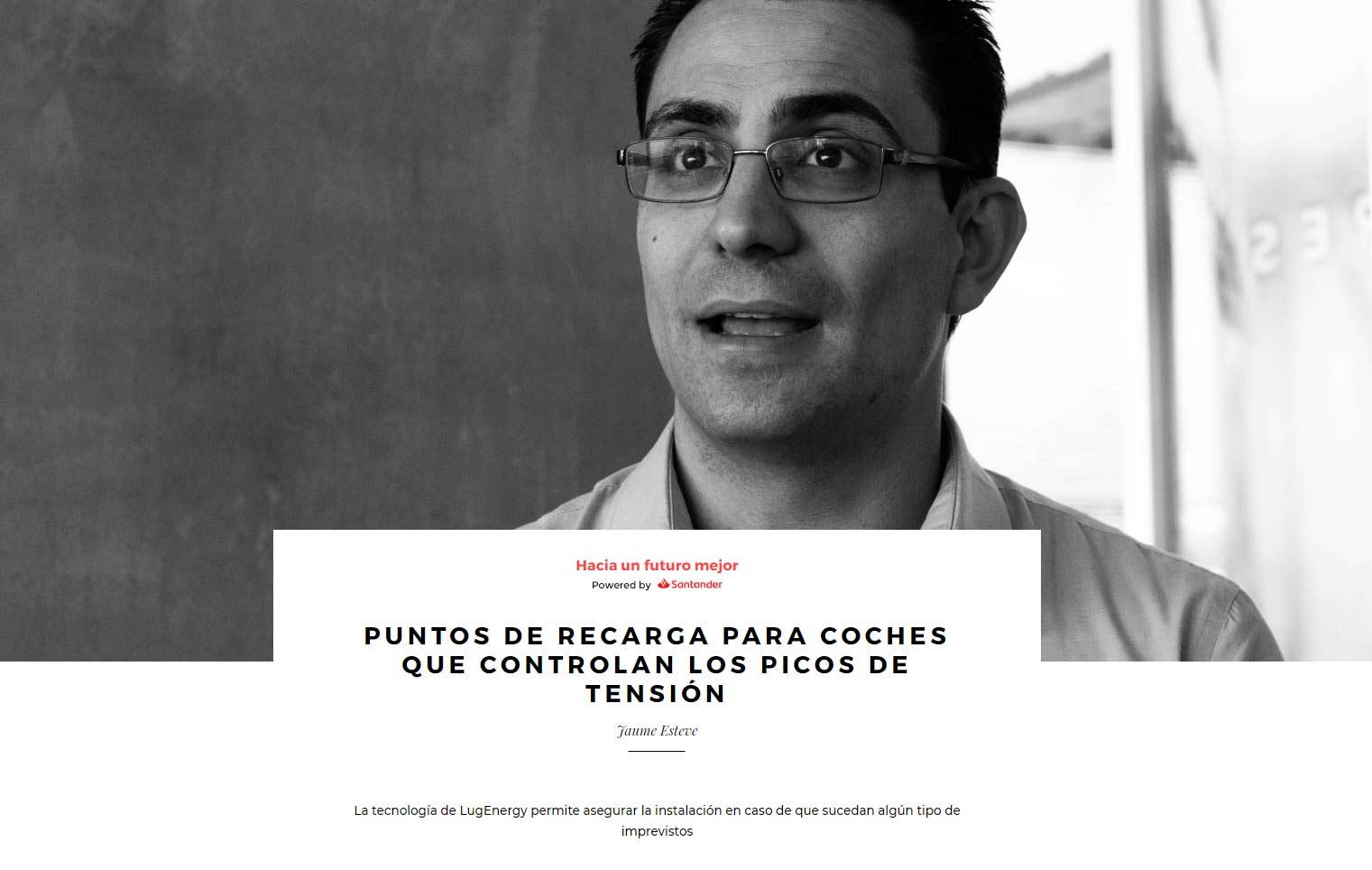 Entrevista en El Confidencial