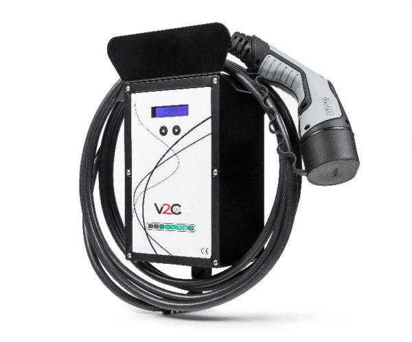 instalacion punto recarga vehiculos electricos