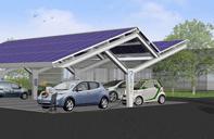 punto recarga estaciones renovables