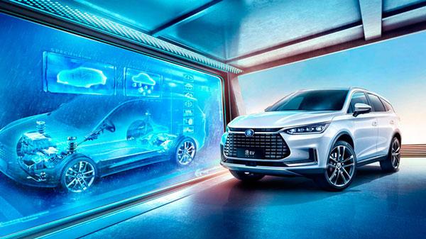 Byd Tang, el coche eléctrico más barato del mercado