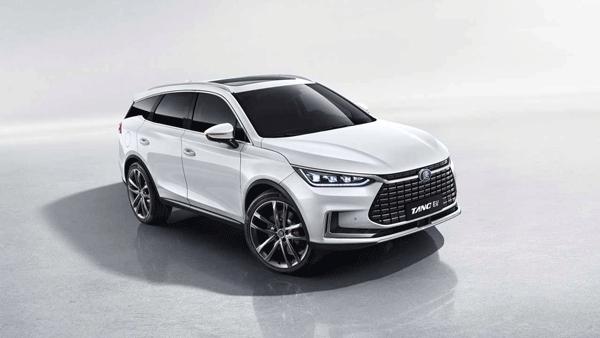 Byd Tang EV600, modelo de coche eléctrico chino 2020
