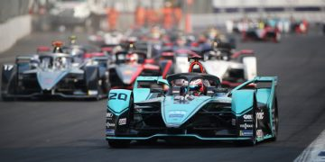Carrera de Fórmula E 2020