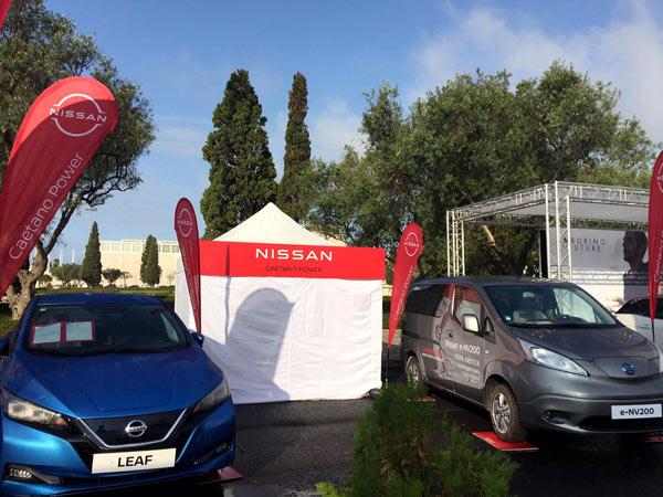 Exposición Nissan