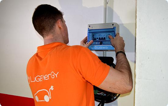 Presupuesto y asesoramiento LugEnergy