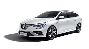 Instalación de Punto de Recarga Renault Megane Híbrido Enchufable