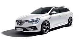 Punto de recarga Renault Megane Híbrido Encuhufable