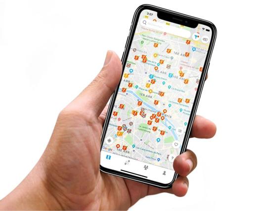 Chargemap, aplicación para encontrar cargadores de coches eléctricos