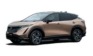 Punto de recarga para Nissan Ariya
