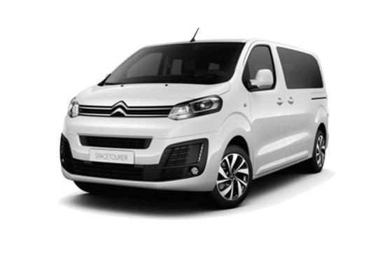 Punto de recarga Citroën ë-SpaceTourer