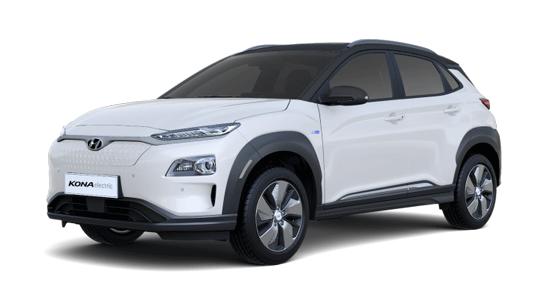 Punto de recarga para Hyundai Kona eléctrico