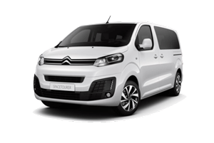 Recarga del Citroën ë-SpaceTourer