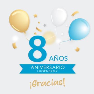 Aniversario de LugEnergy