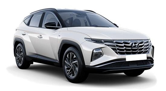 Hyundai Tucson Híbrido Enchufable