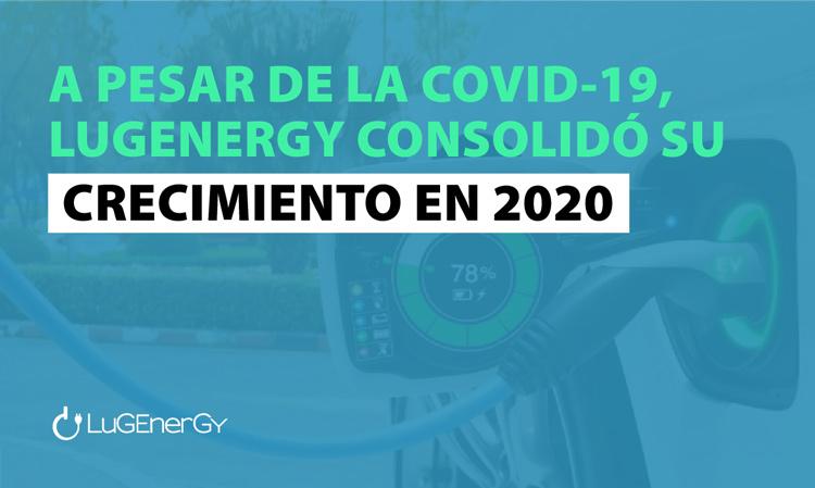 Crecimiento de LugEnergy en 2020