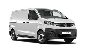 Furgoneta Opel Vivaro eléctrica