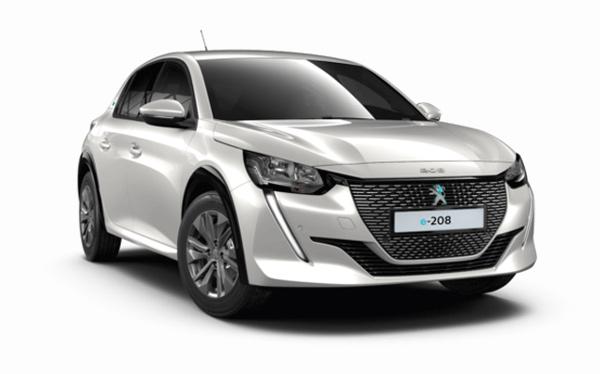 Peugeot e-208 eléctrico