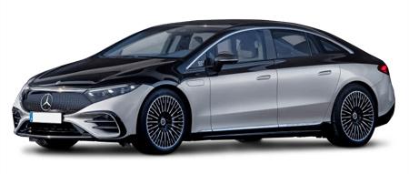 Coche eléctrico Mercedes-Benz EQS