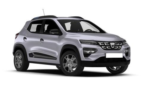 Coche eléctrico Dacia Spring