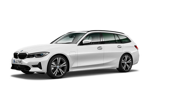 coche híbrido enchufable BMW