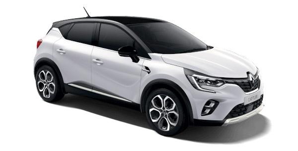 Renault captur, uno de los coches híbridos enchufables más baratos