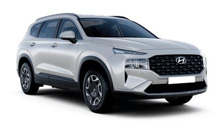 Hyundai Santa Fe híbrido enchufable