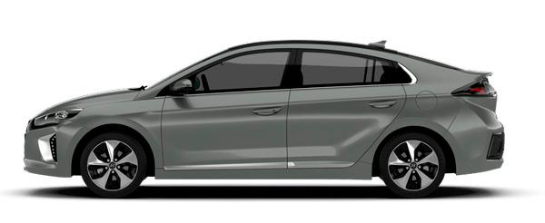 Hyundai Ioniq, coche híbrido enchufable