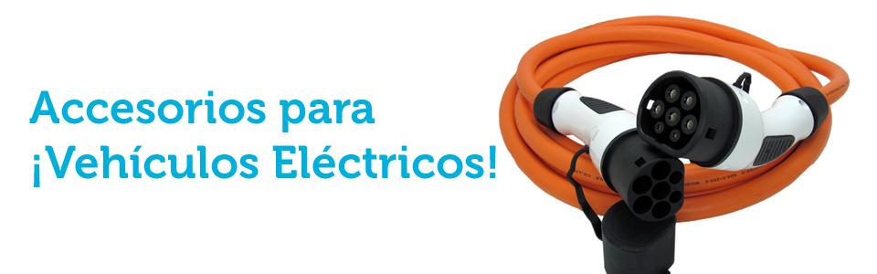 Accesorios para la recarga de veh culos el ctricos - Accesorios para taladros electricos ...