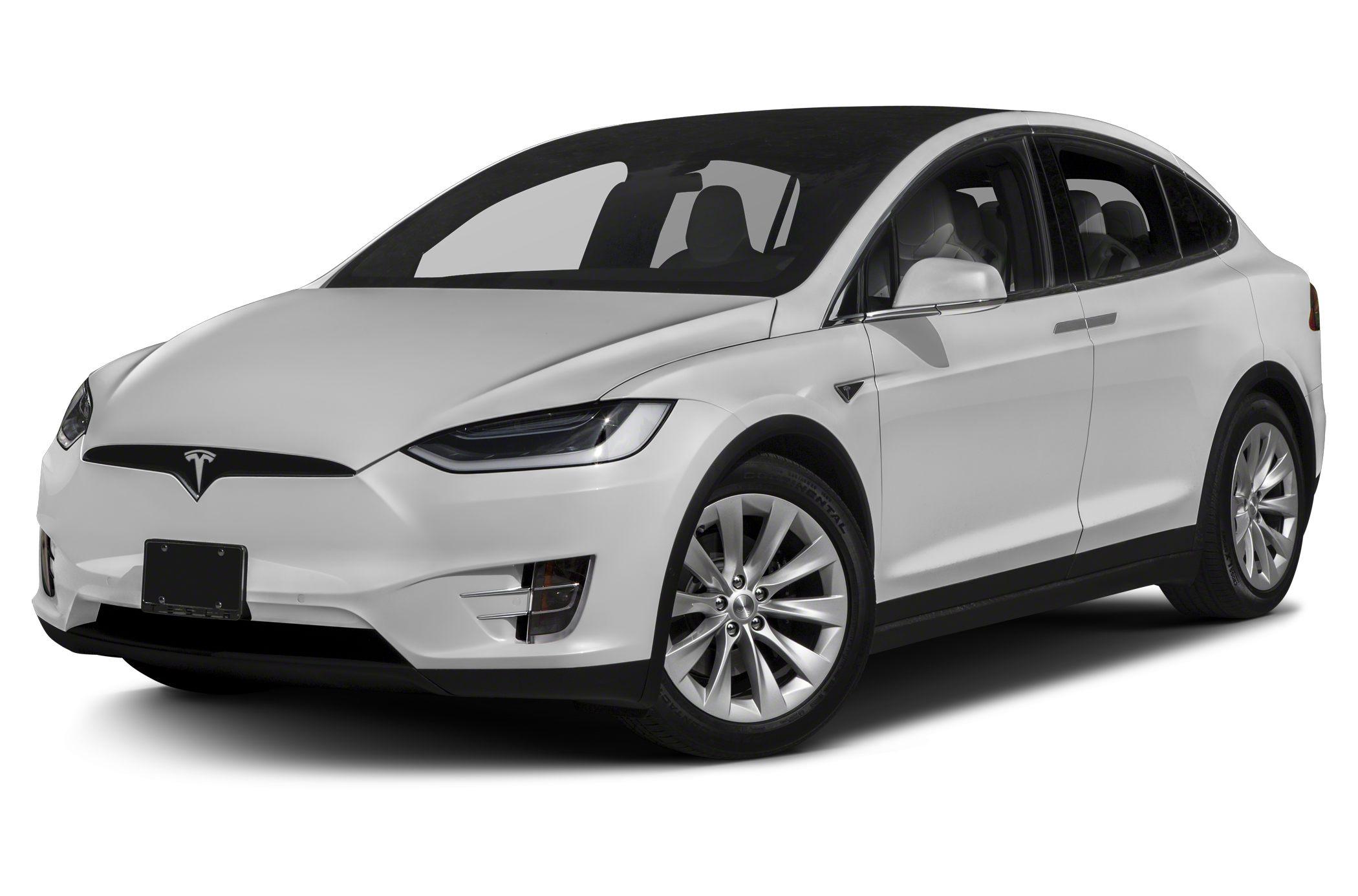 Punto de recarga Tesla Model X